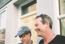 fionn and james. cushendall NI