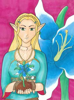 Final Princess Zelda BotW