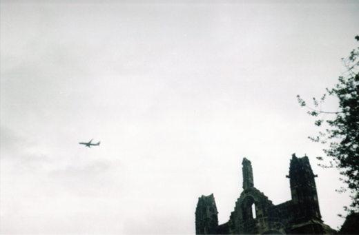 kirkstall abbey, west yorkshire