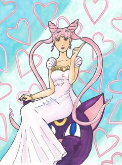 Final Princess Chibi Usa