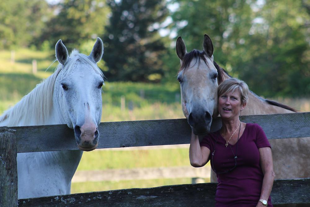 Graceful Horses - Manuela Stefan