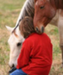 Horses Teach Self Awareness