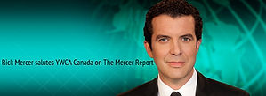 Rick Mercer salutes YWCA Canada