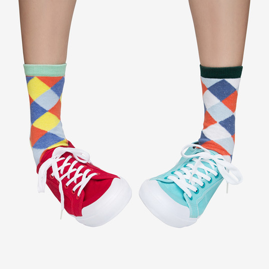 Fun Patterned Socks