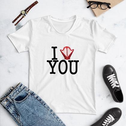 I Harp YOU - Women's T-shirt