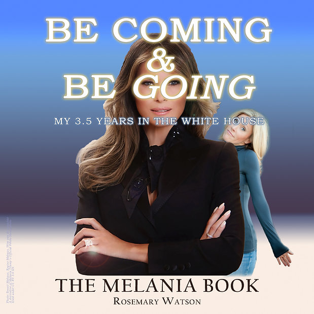 Be Coming Be Going Book Cover3withRose.j