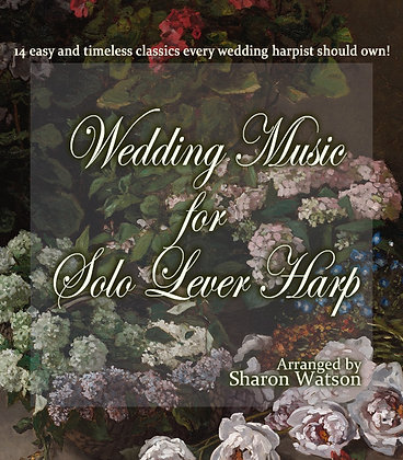 Wedding Music for Solo Lever Harp