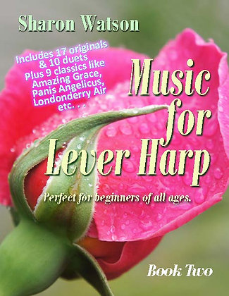 Music for Lever Harp - Book 2