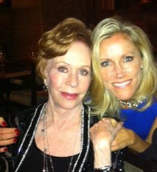 Meeting Carol Burnett