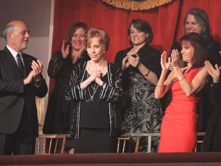 Things I'm Learning Along the Way With Carol Burnett: Part 1
