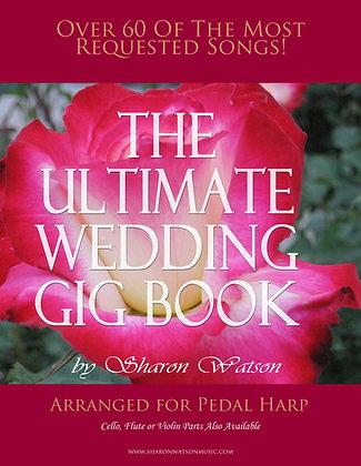 The Ultimate Wedding Gig Book