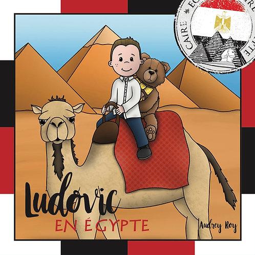Ludovic en Égypte