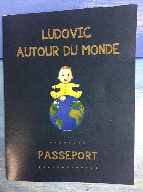 Passeport de la collection
