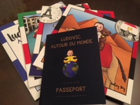 Collection complète et passeport