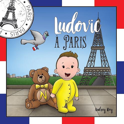 Ludovic à Paris