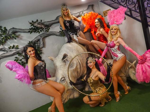 Burlesque Babes