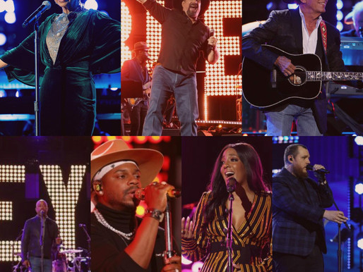 Country Music Comes Together To Honor the Late Great Charley Pride