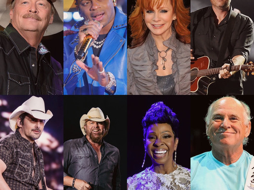 Celebrating the Fourth with Country Music