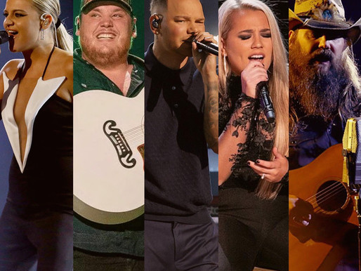 Gabby Barrett, Luke Combs & More Named 2021 CMT Artists of the Year