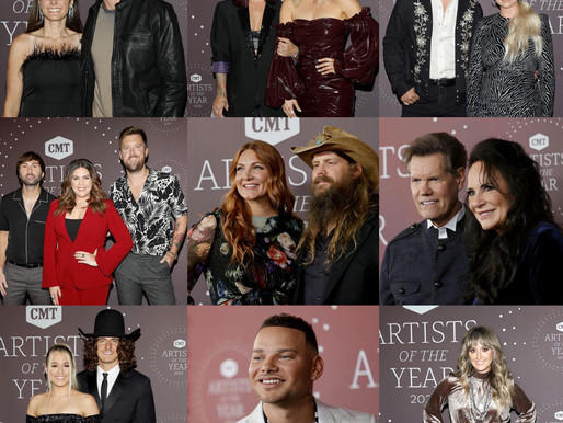 CMT Artists of the Year Event Red Carpet Round-Up