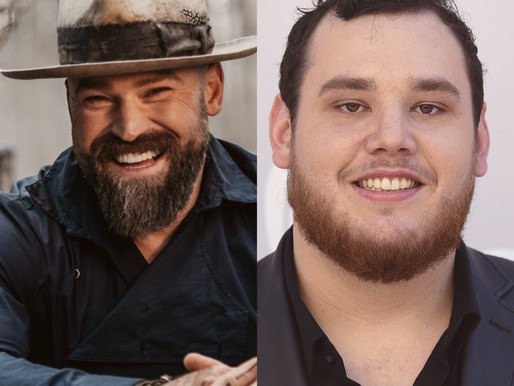 Zac Brown Enlists Luke Combs in Writing Two New Tracks