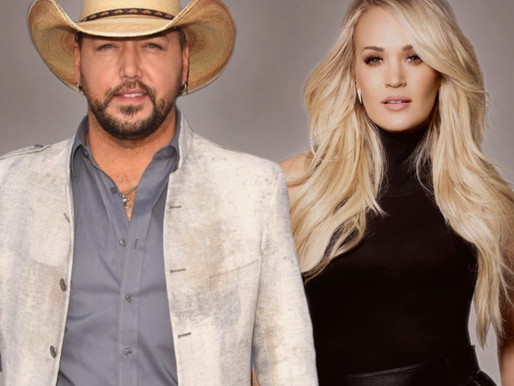 Jason Aldean and Carrie Underwood Collaborate on Heartache Filled New Song