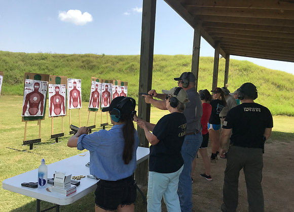 May 15 - LADIES ONLY Introduction to Firearms