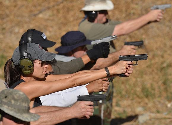 February 9 - Defensive Carry Primer (Handgun)