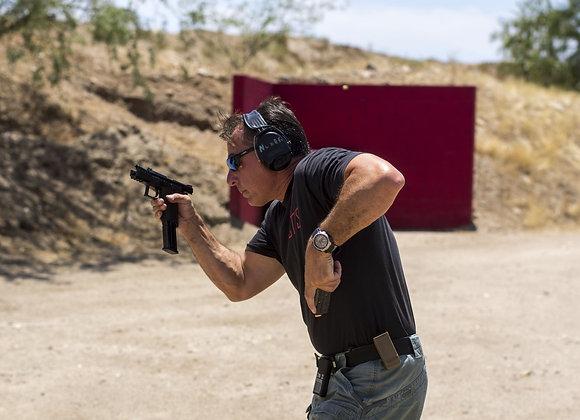 October 10 - Weapon Applications - Handgun
