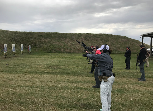 April 25 - Weapon Fundamentals - Carbine