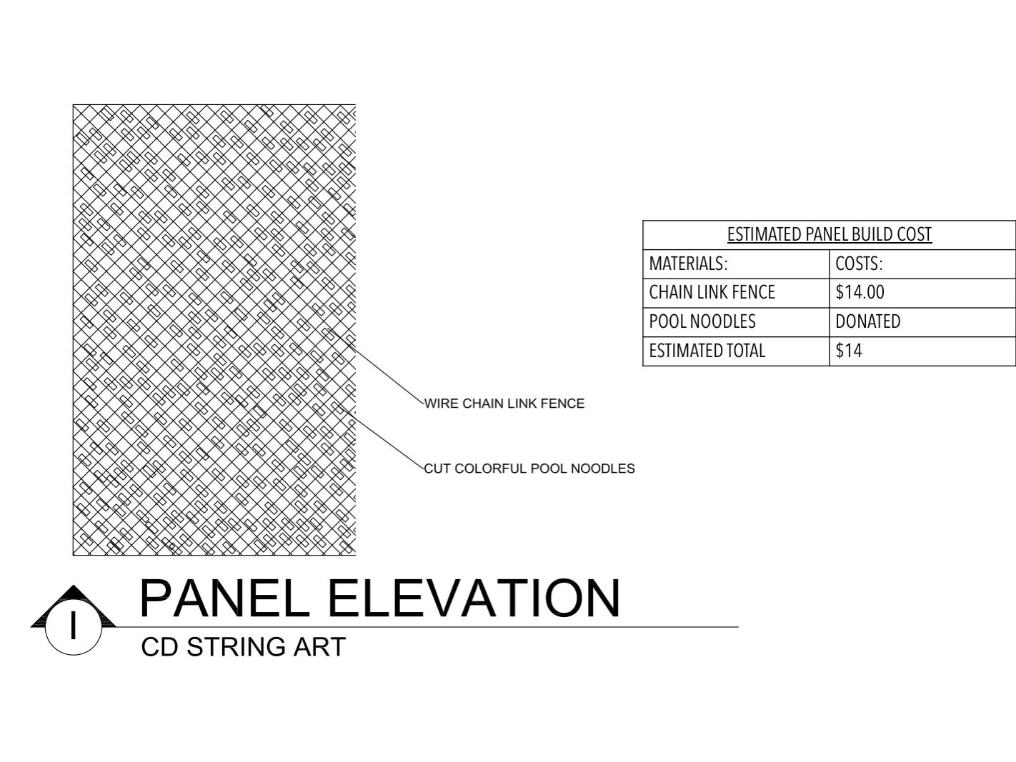 Panel Elevation I