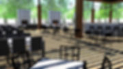 Outdoor Dining Perspective Daisy Bond 20