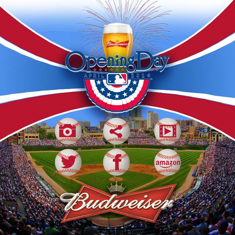 Budweiser Opening Day Demo