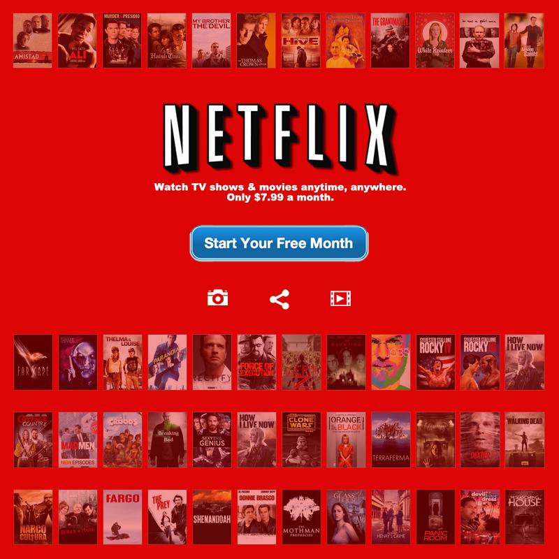 Netflix Demo