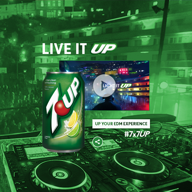 7UP CAMPAIGN