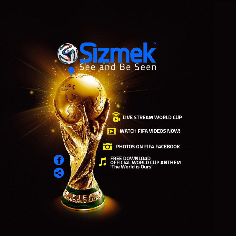 Sizmek World Cup Demo