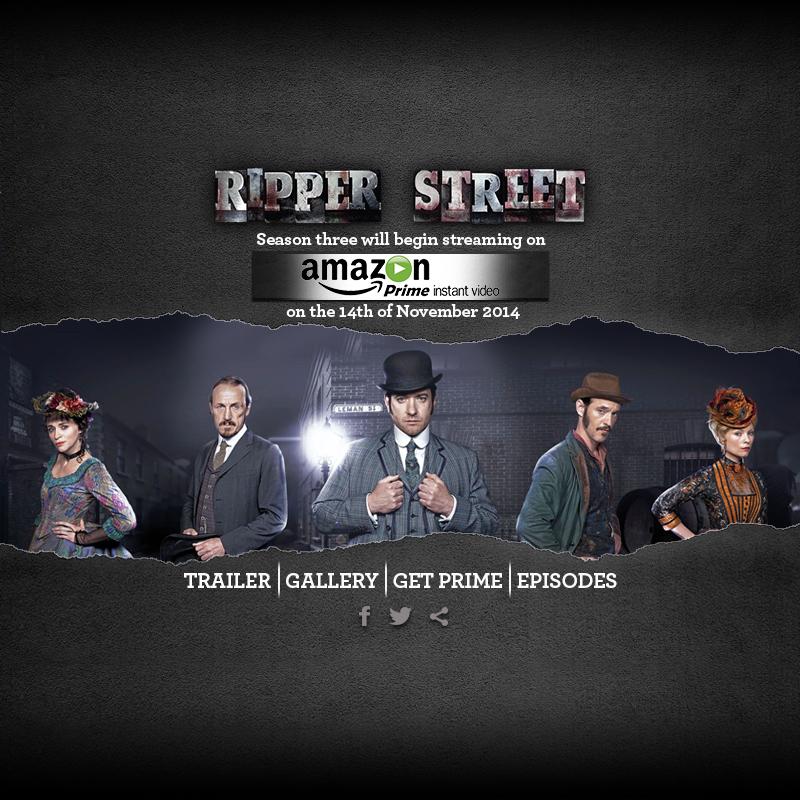 Ripper Street Demo