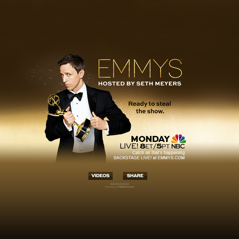 NBC EMMY'S CAMPAIGN