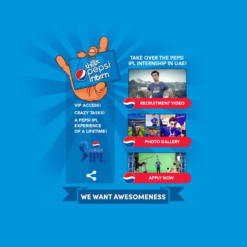 Pepsi World Cup Campaign