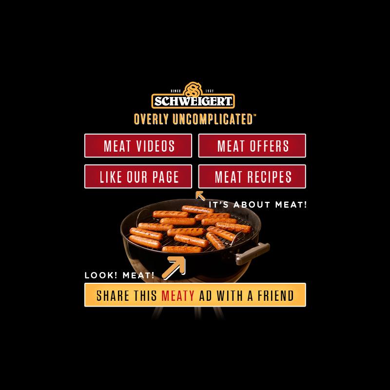 Schweigert Meats Campaign