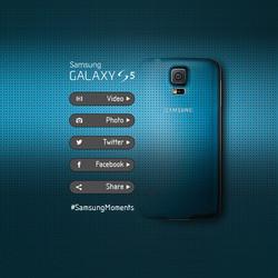Samsung Galaxy S5 Demo 2