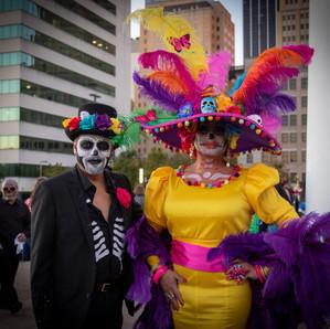 Dallas Dia de Los Muertos 2019