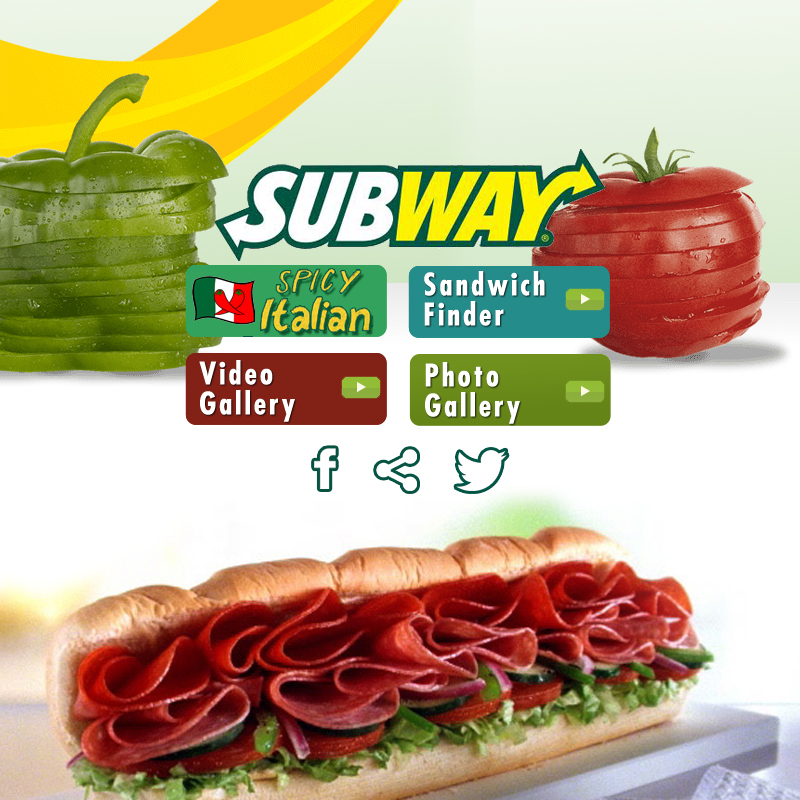 Subway Demo
