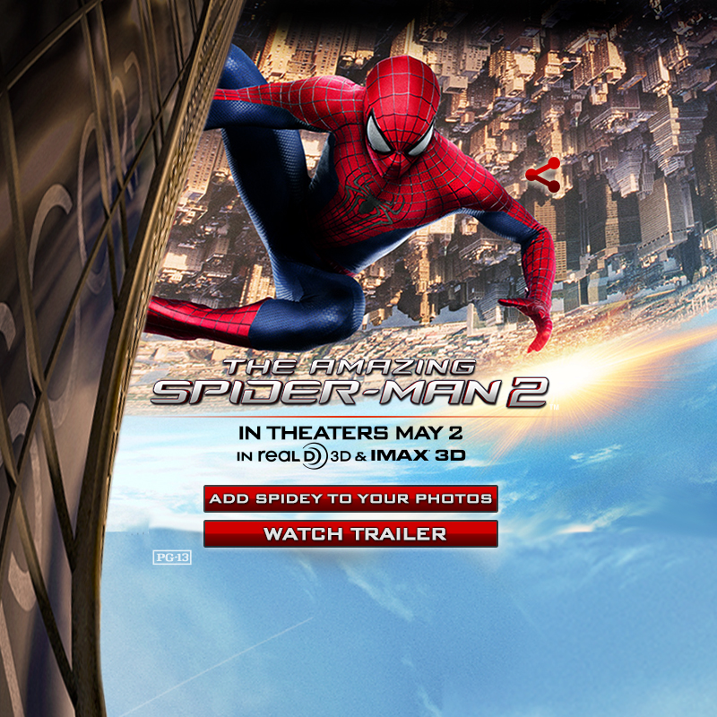 THE AMAZING SPIDERMAN 2 CAMPAIGN