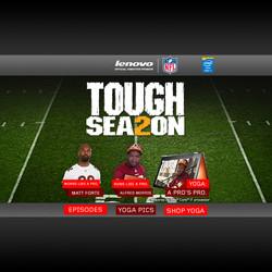 Lenovo NFL Campaign
