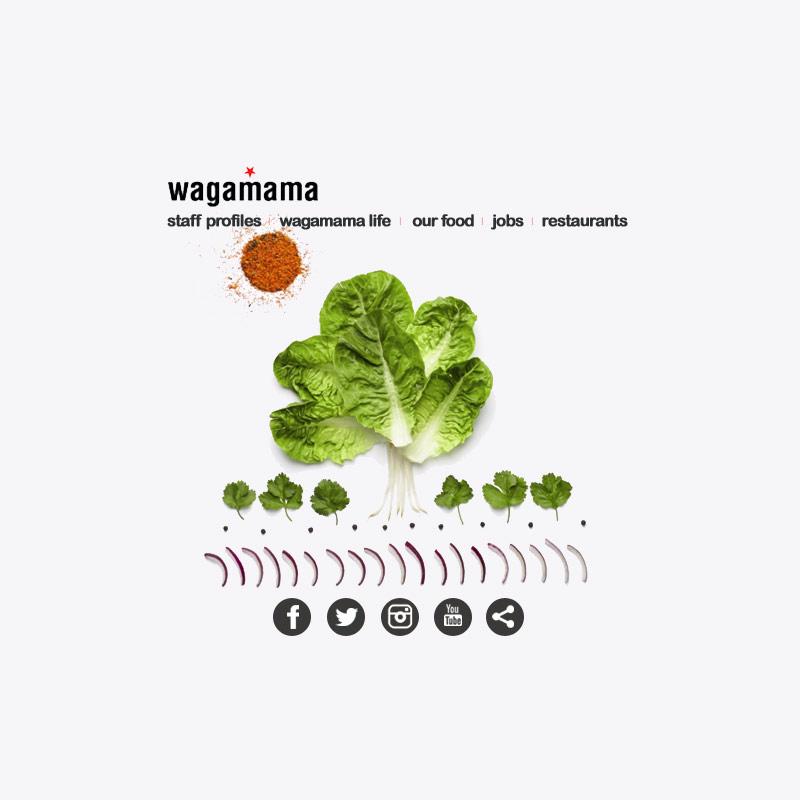 Wagamama Demo