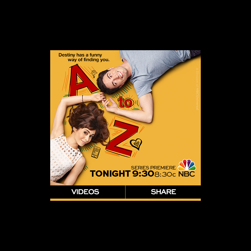 NBC A to Z Campaign