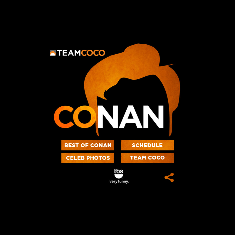 TBS CONAN DEMO