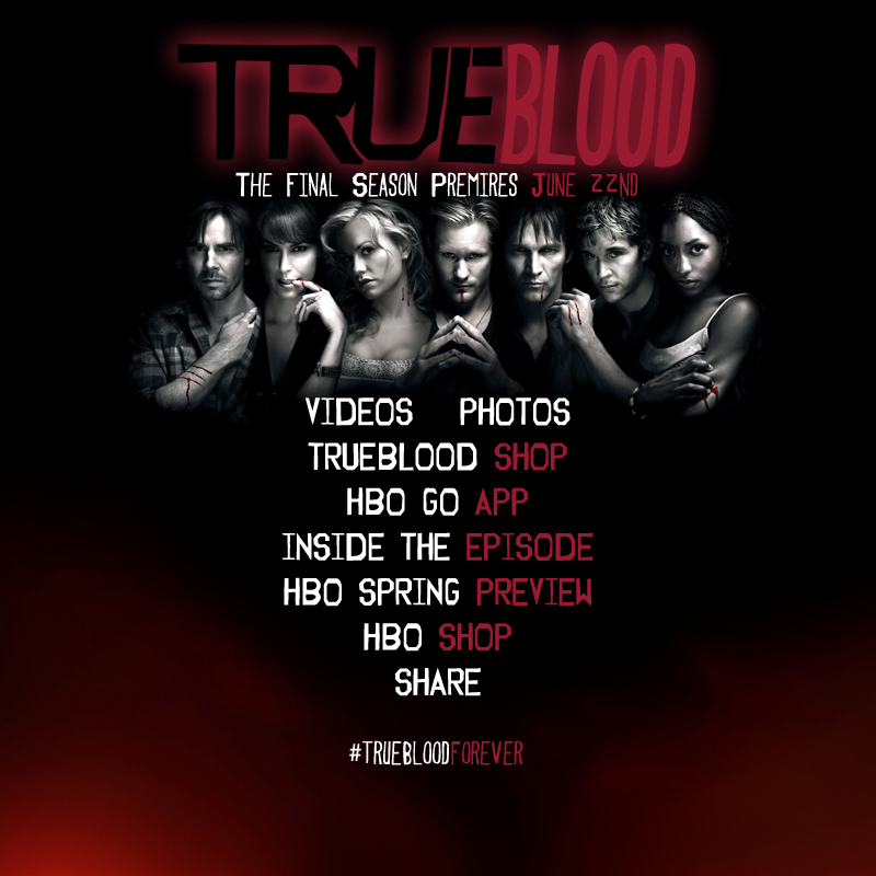 HBO TRUE BLOOD DEMO