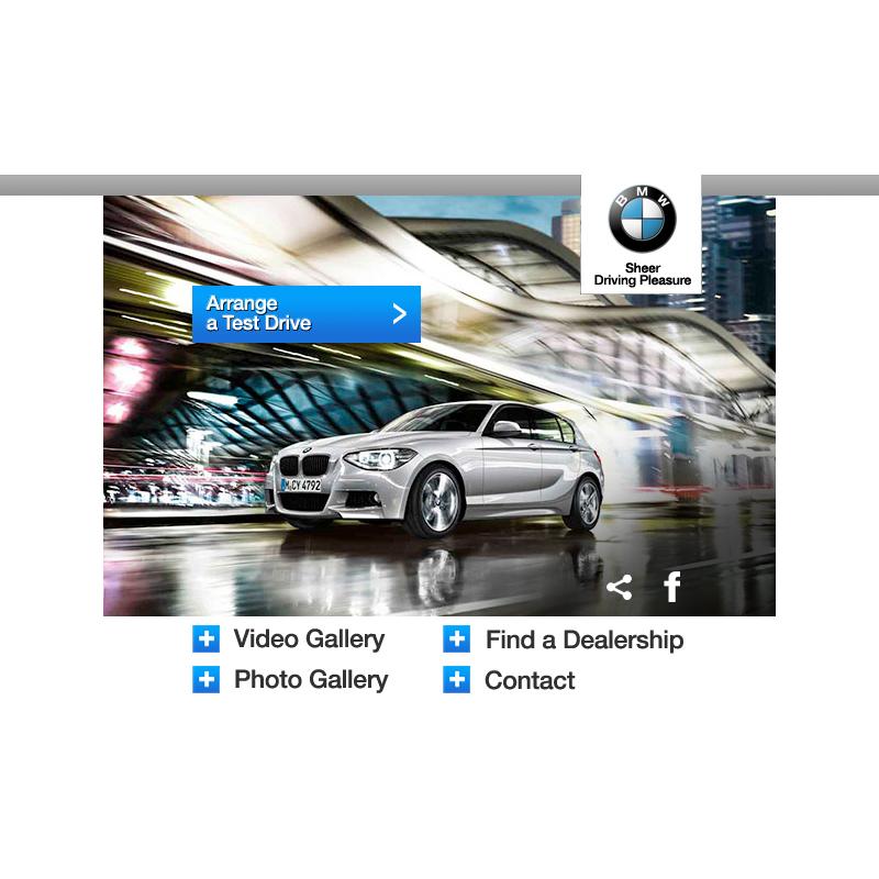 BMW DEMO